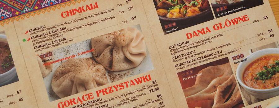 Restauracje we Lwowie - Restauracja Chinkalnia