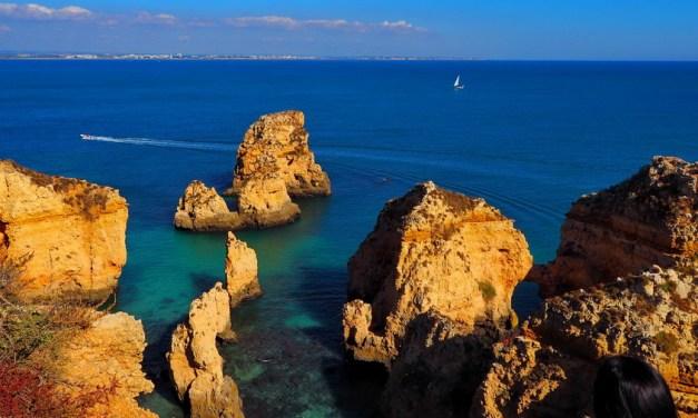 Portugalia – Lagos i wybrzeże Algarve
