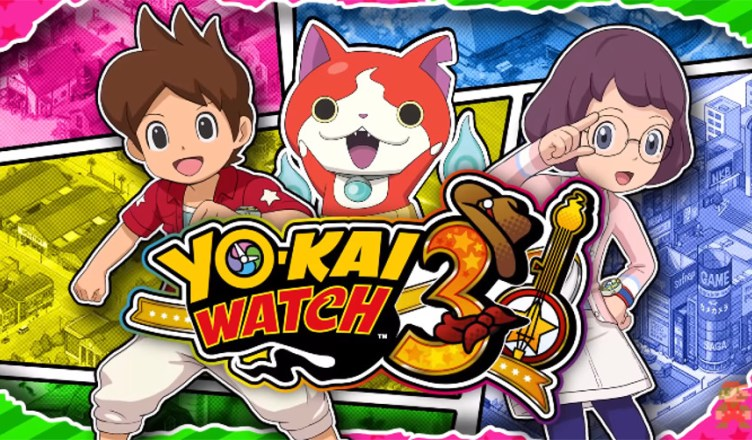 Yo Kai Watch 3 Test Zum Dritten Teil Des Medaillensammelns NAT Games