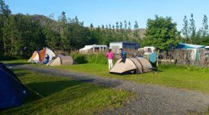 Camping Hveragerdi