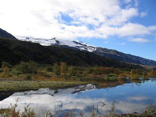 Thorsmork in Autumn. Photo: By Imerlin at English Wikipedia (Transferred from en.wikipedia to Commons.) [Public domain], via Wikimedia Commons