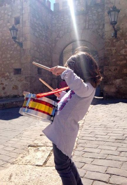 Lent in Spain, photo Marta Sanz