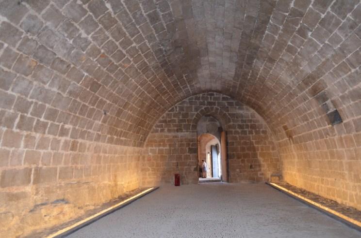 Castillo del Papa Luna, Mama Ía