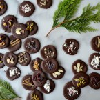 Chocolate Medallions —and the Nostalgia of Christmas