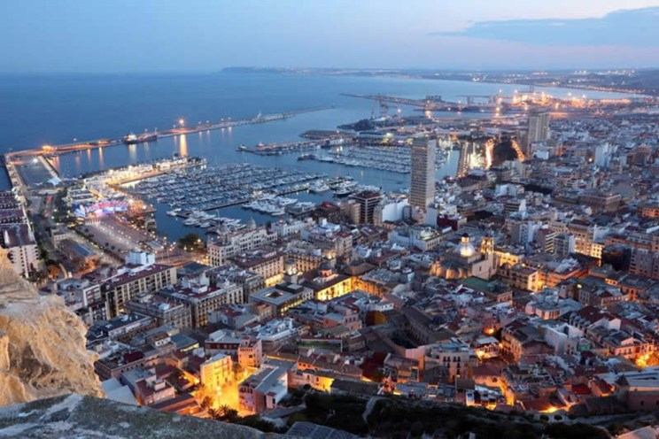 Alicante, Mama ía