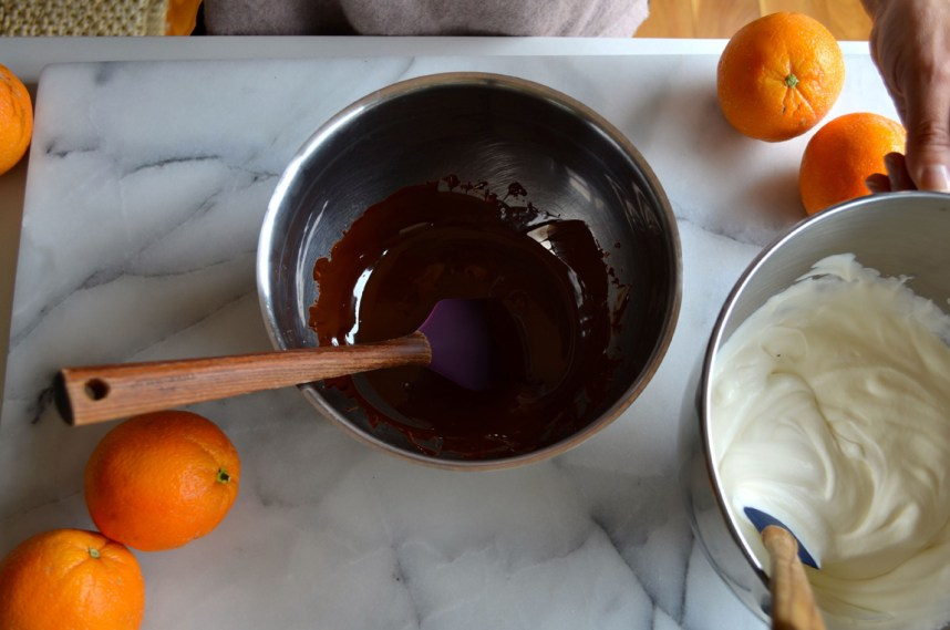 Chocolate and orange mousse, Mama ía blog
