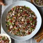 Calamari and bean salad, Mama Ía blog