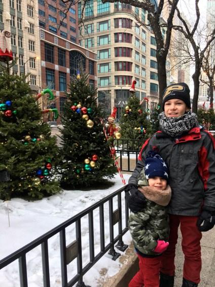 Christmas 2017, Mama ía blog