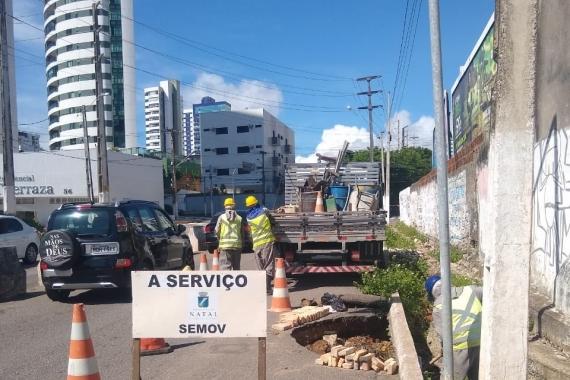 Neópolis e Lagoa Nova recebem serviços nesta segunda-feira