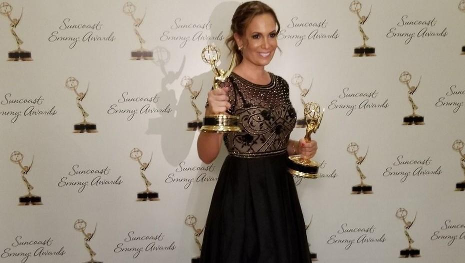 Natalia Denegri Ganó Otros Dos Emmys.