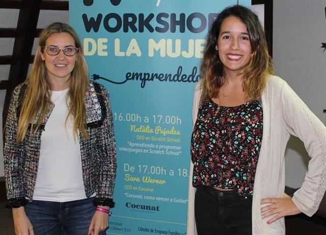 Participación en el IV Workshop de la Mujer emprendedora