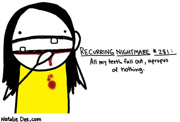 recurring nightmare 281