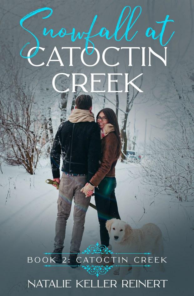 Snowfall at Catoctin Creek