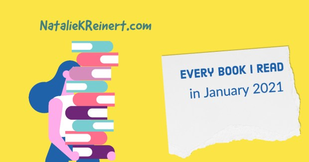 every book I read in January 2021