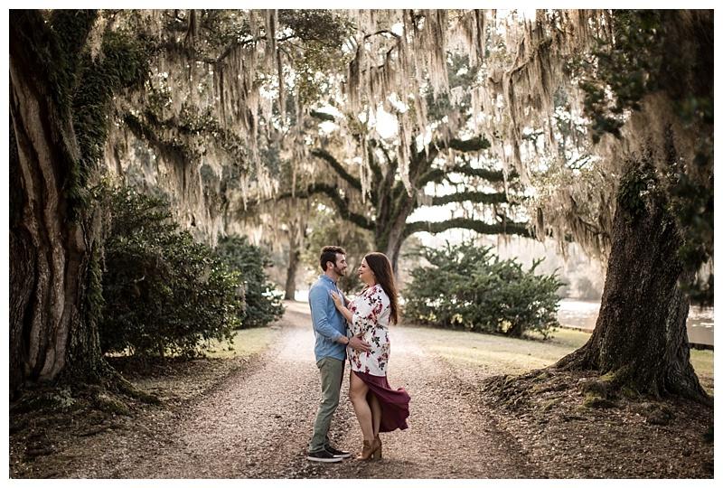 2018-01-21_0004-1 Aimee & Brock - Jungle Gardens Engagement