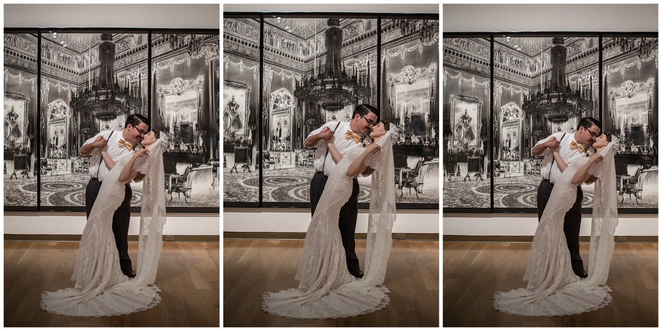 Mr  & Mrs  Guidroz - Orlando Museum of Art Wedding - Natalie