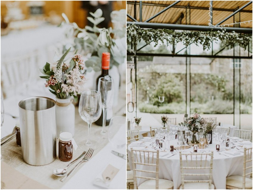 Bright English Garden Wedding