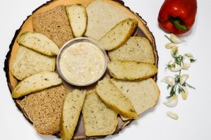 Oven Roasted Red Pepper Dip
