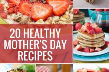 Delight your Mom with delicious and HEALTHY Mother's day recipes for her special brunch, dessert, and more from the best healthy bloggers. #healthy #bunch #holiday #breakfast #dessert #raw #salad | natalieshealth.com
