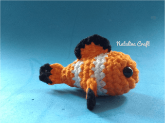 Amigurumi | Nemo en Crochet, Tsum Tsum | Bibi Crochet - YouTube | 254x339