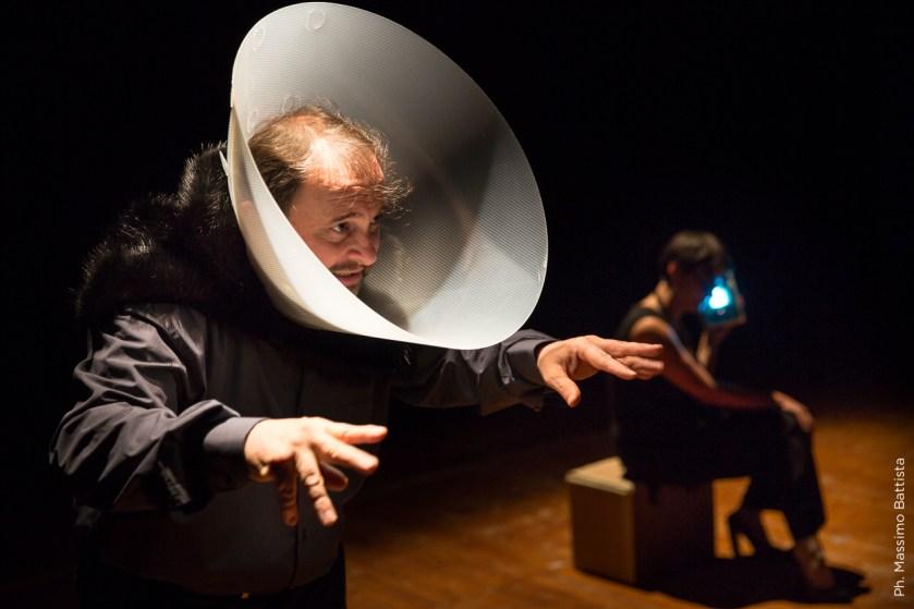 Delusionist  (foto di scena * ph Massimo Battista)