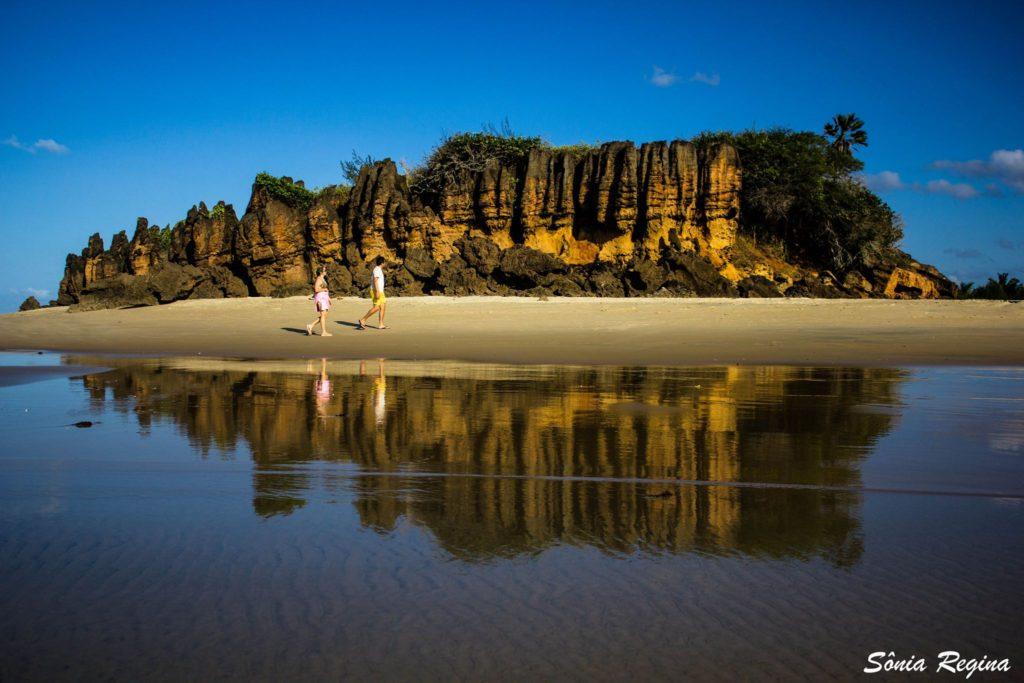 Praia de Tourinhos RN