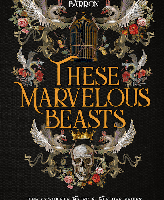 These Marvelous Beasts is Here!