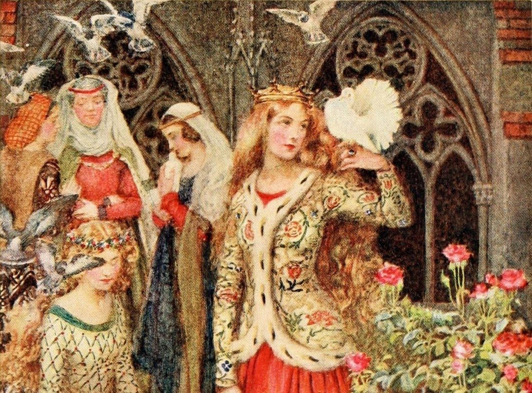 Take the Queen of None – Which Arthurian Character Are You? Quiz