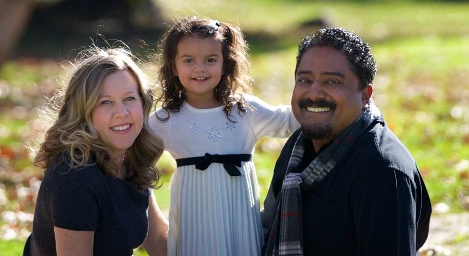 Family Christmas Card  {San Bernardino Family Photographer}