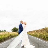 Steeton Hall Wedding: Damian and Helen