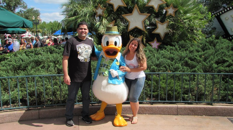 Pato Donald - Hollywood Studios