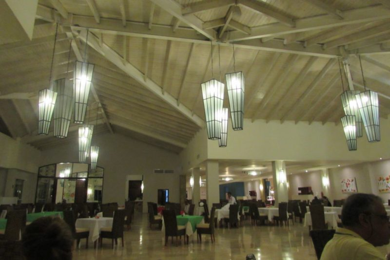 Restaurante Buffet do Blue Ocean & Sand