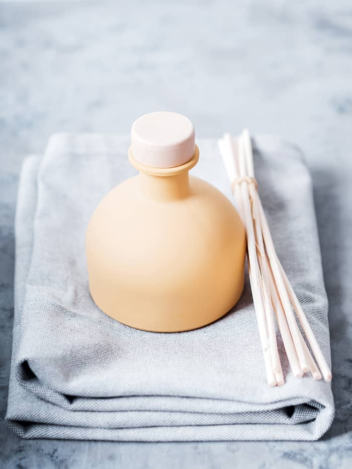 materials for a homemade reed diffuser