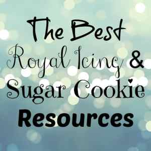 Self-Catering your Wedding - The Best Resources for Royal Icing Sugar Cookies