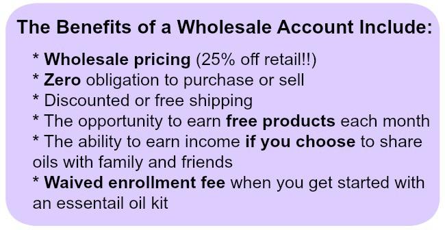 wholesale benefits