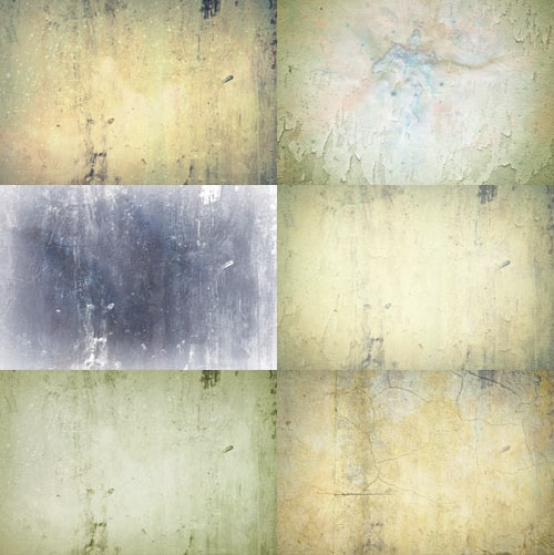 grunge texture overlay pack