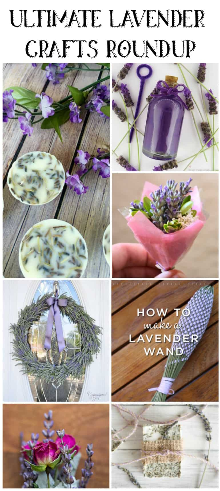 ultimate lavender crafts roundup