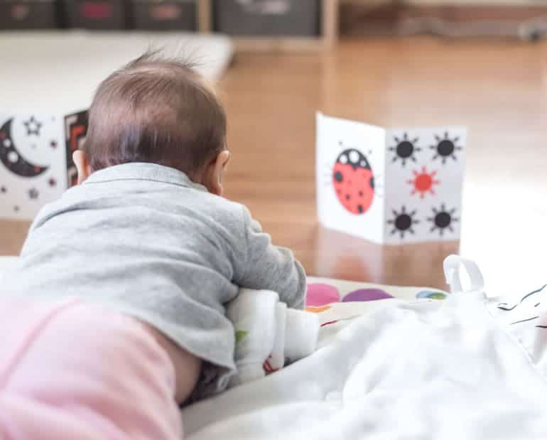 Free Printable High Contrast Cards For Infants
