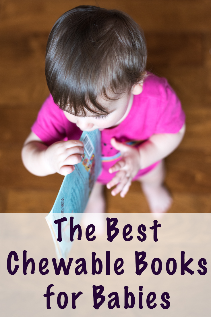 The Best Chewable Baby Books