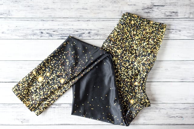 yoga leggings from Pineapple Clothing Company