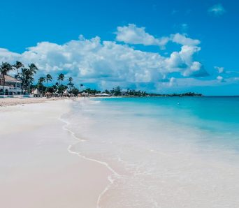 Dickenson Bay Beach, Antigua - square