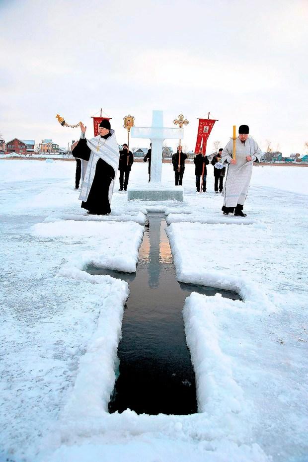 Come si festeggia il Natale in Russia epifania acqua