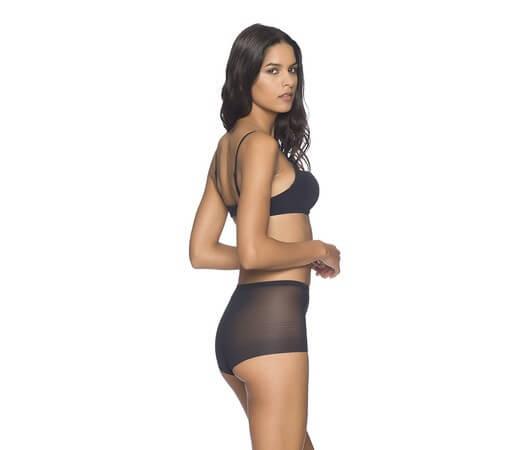 Come avere una forma perfetta con abiti attillati yamamay panty shape nero
