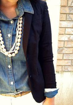 Come portare bene i jeans dopo i 40 MidlifeChic Visit