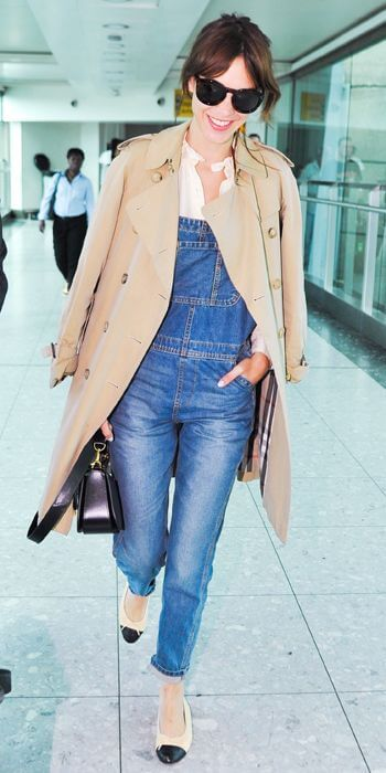 Come portare bene i jeans dopo i 40 alexa chung