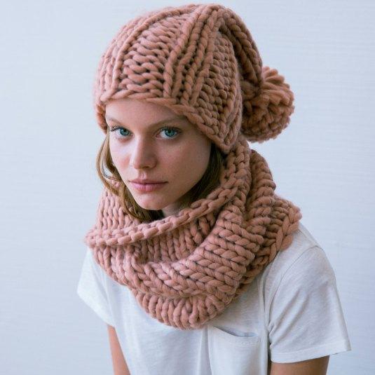 Необычные подарки к Новому Году, шарф