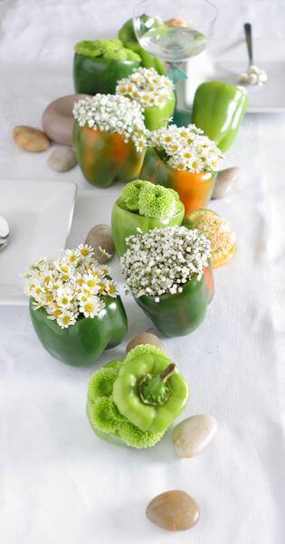portare in casa la primavera verdure