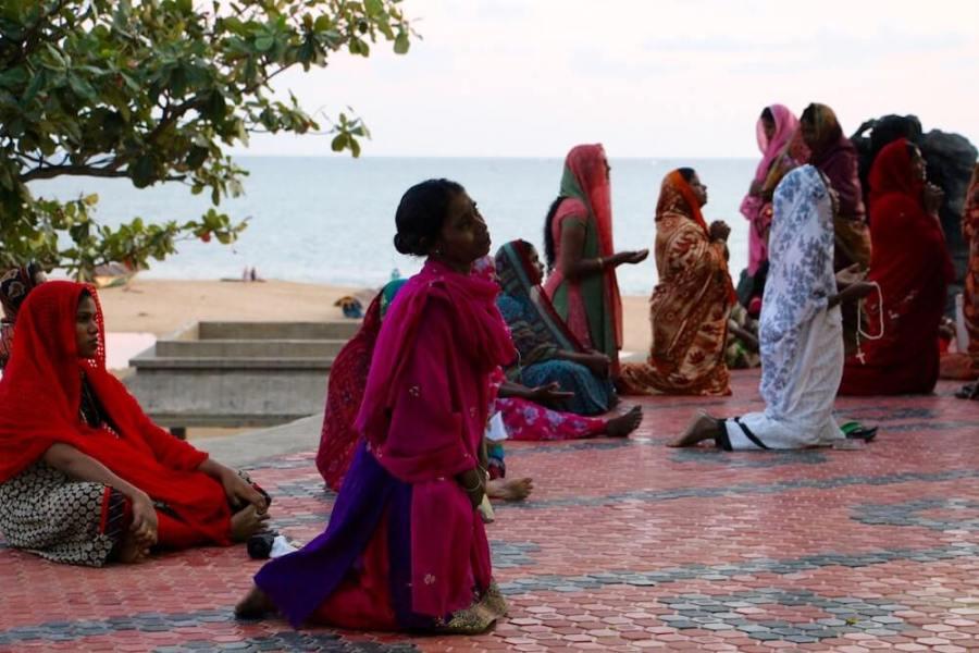 Путешествие в Кералу, храм