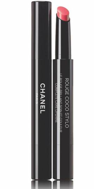 Make up naturale rossetto chanel
