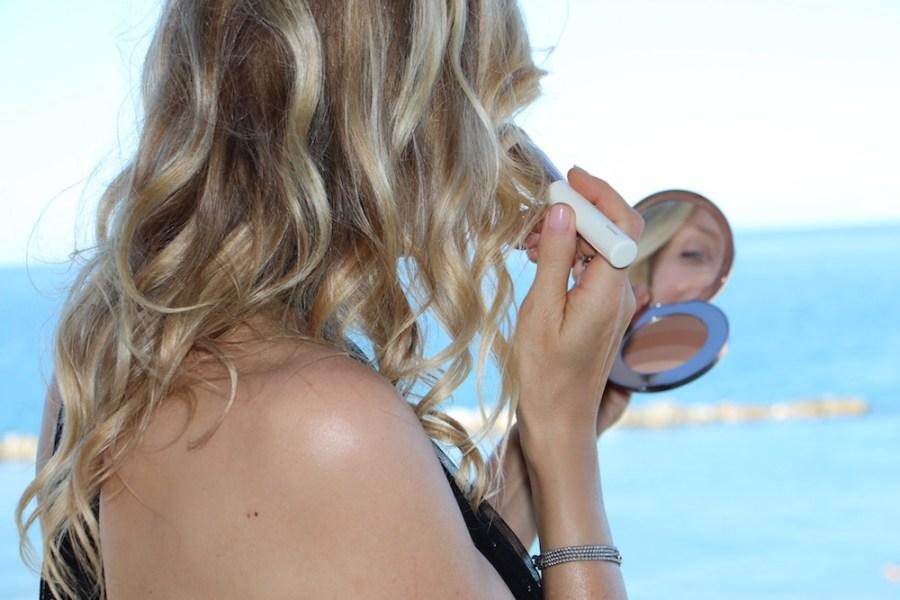 Abbronzatura perfetta e pelle giovane Natasha Stefanenko per la Mer 6